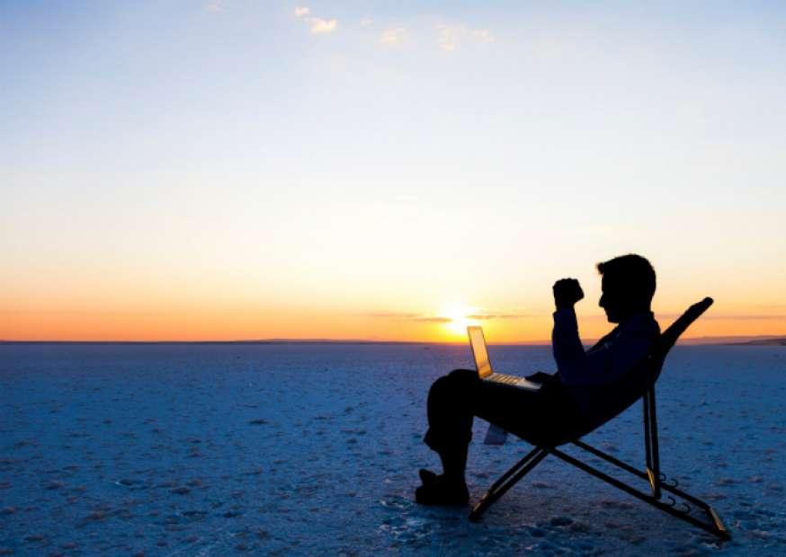 Novos hábitos: trabalhar em casa o torna mais produtivo?