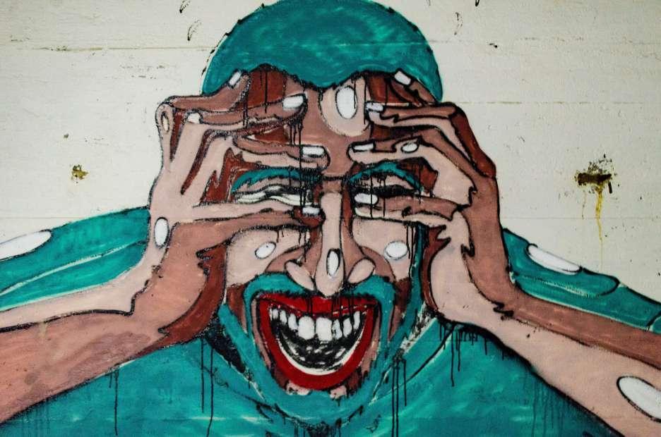 Estresse pós-traumático de corrupção