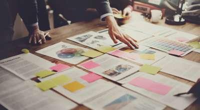 Não comece um processo estratégico sem planejar