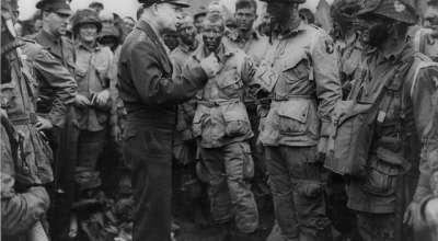 Uma lição de liderança de Eisenhower na virada histórica do Dia D