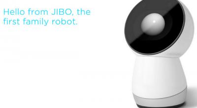 Jibo, o robô familiar