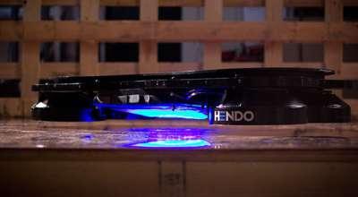 Startup cria hoverboard, skate de De Volta para o Futuro