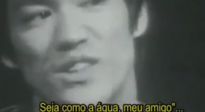 """Oito lições deixadas por Bruce Lee em sua """"entrevista perdida"""""""