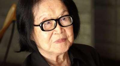 O exemplo de Tomie Ohtake: uma nova carreira aos 40 anos