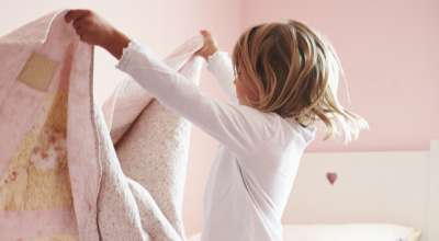Arrume sua cama