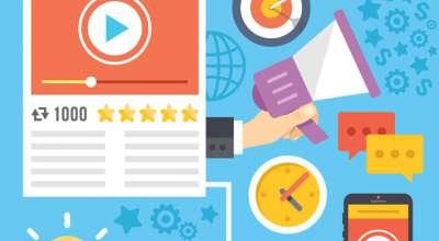 Como usar conteúdo visual em sua estratégia de marketing de conteúdo