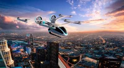 Embraer apresenta conceito de aeronave elétrica