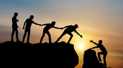 Ser líder não é um cargo ou um título, mas ação e exemplo