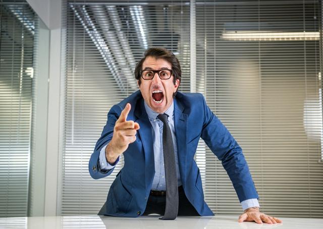 10 coisas que um chefe nunca deve dizer ao seu funcionário