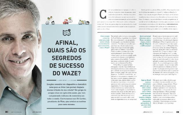 Afinal, quais são os segredos de sucesso do Waze?