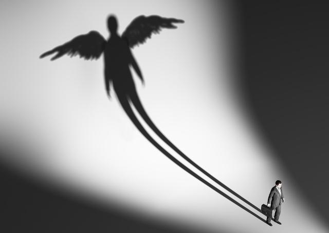 Como pensa - e investe - um anjo?