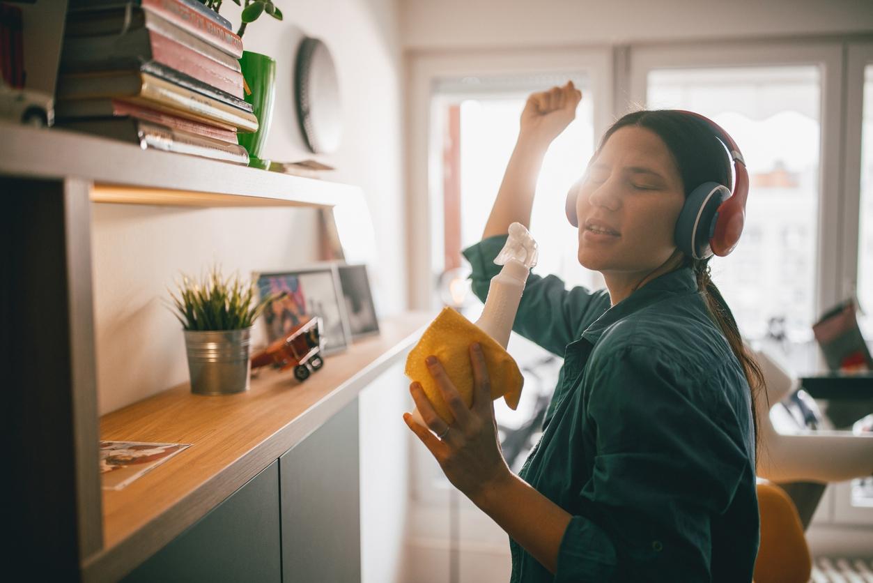 A música auxilia a performance em tarefas monótonas e repetitivas do cotidiano