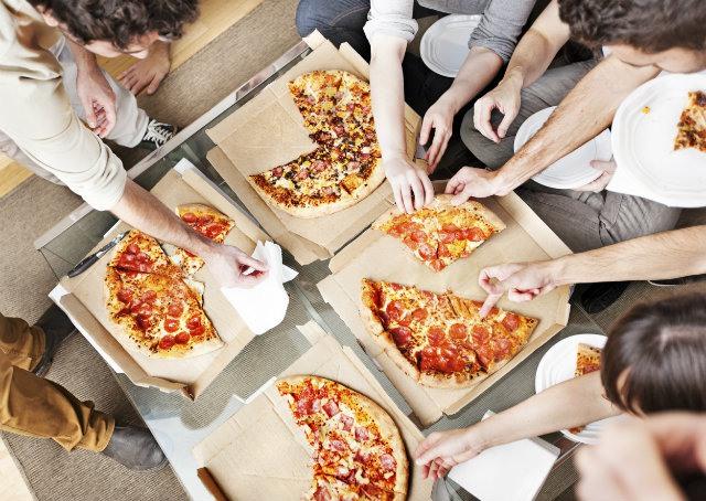Por que o mercado da pizza cresce enquanto outras fast foods declinam?