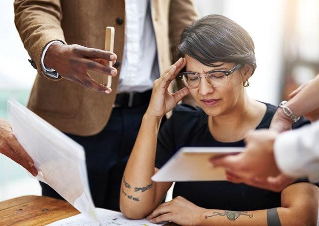 Como controlar o estresse no dia a dia do trabalho?