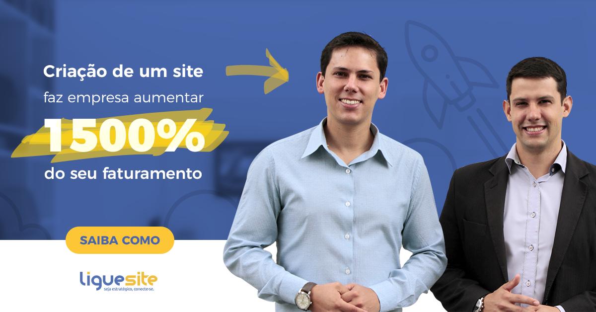 Como um pequeno negócio cresceu 1500% depois de criar um site