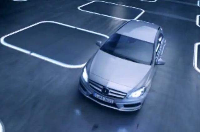 "Mercedes Classe A combina com ""Ah lelek lek lek""?"