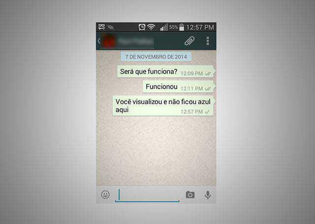 Duas formas de ler mensagens sem ser dedurado pelo novo recurso do WhatsApp