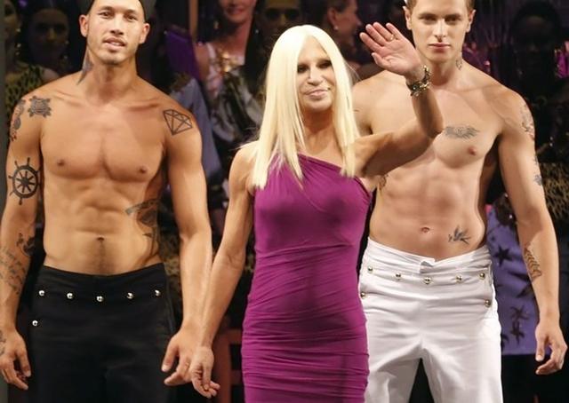 Vestido Versace para Riachuelo de R$ 379,90 por R$ 29,90 em saldão
