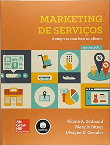 Marketing de Serviços - Valarie A. Zeithaml