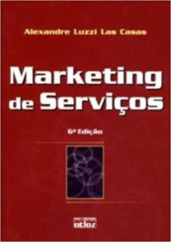 Marketing de Serviços - Alexandre Luzzi las Casas