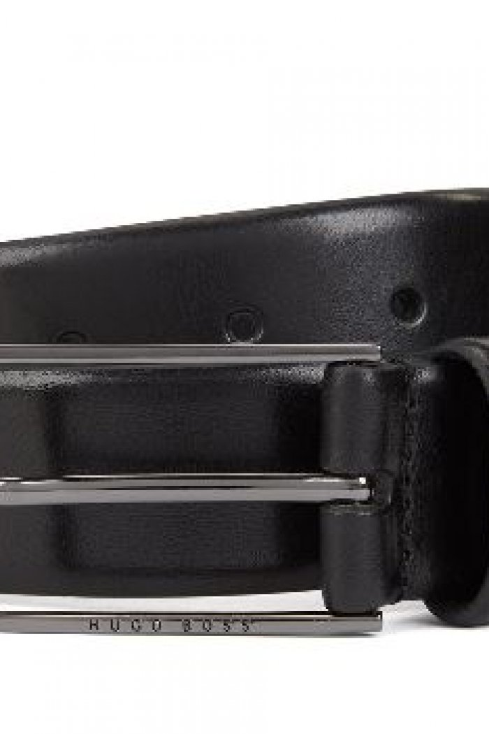 CEINTUUR HUGO BOSS CARMELLO BLACK