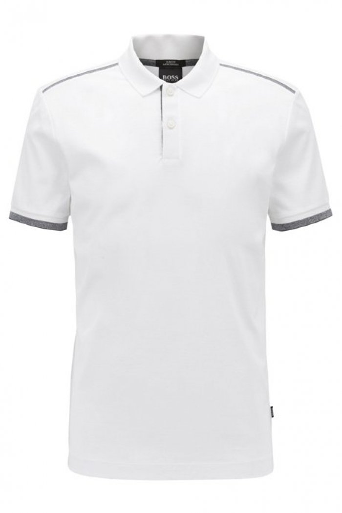 POLO HUGO BOSS PHILLIPSON WHITE