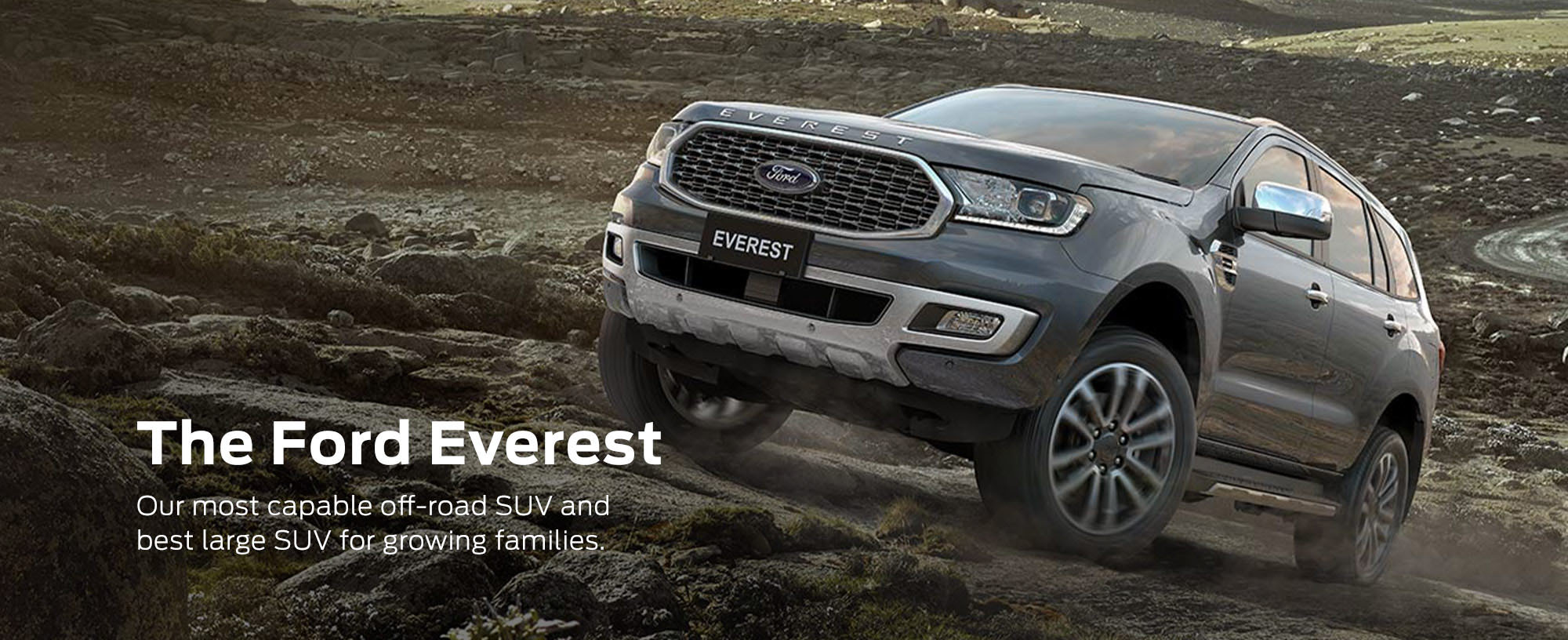 2018 Ford Everest: One Of Brand's Most Capable SUVs Ever >> Everest Bayford Ford