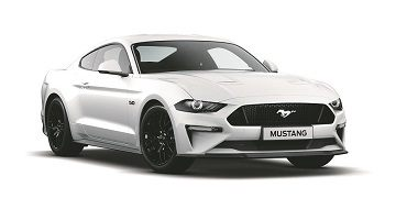 Mustang - Etheridge Ford