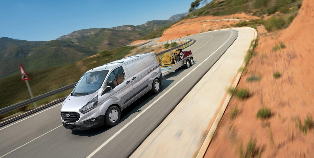 Ford Transit Towing Capacity >> Transit Van Chadstone Ford