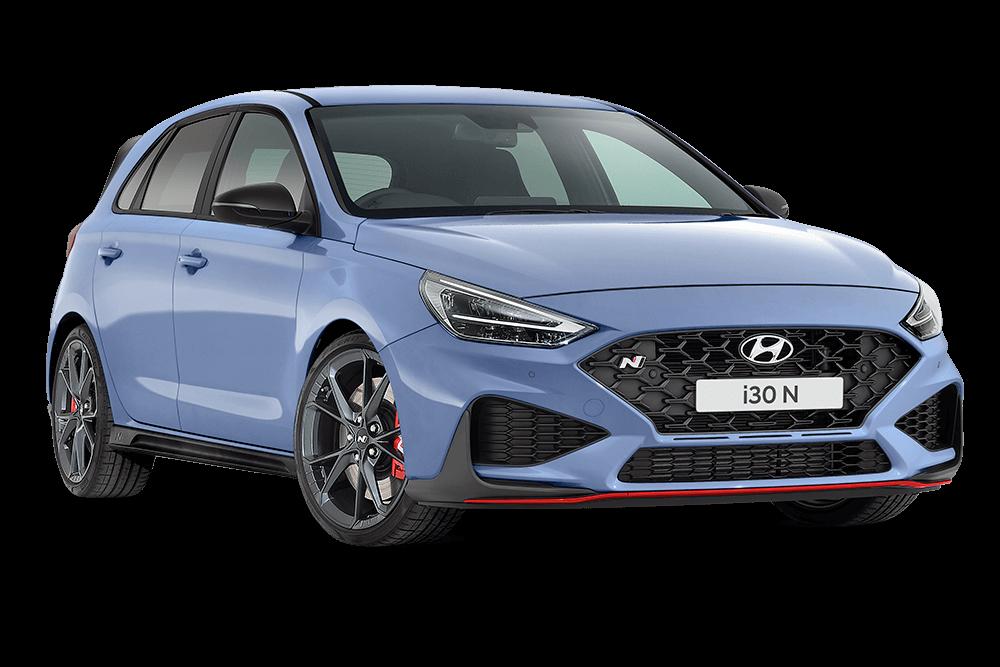 Active 2.4 Auto - Performance blue