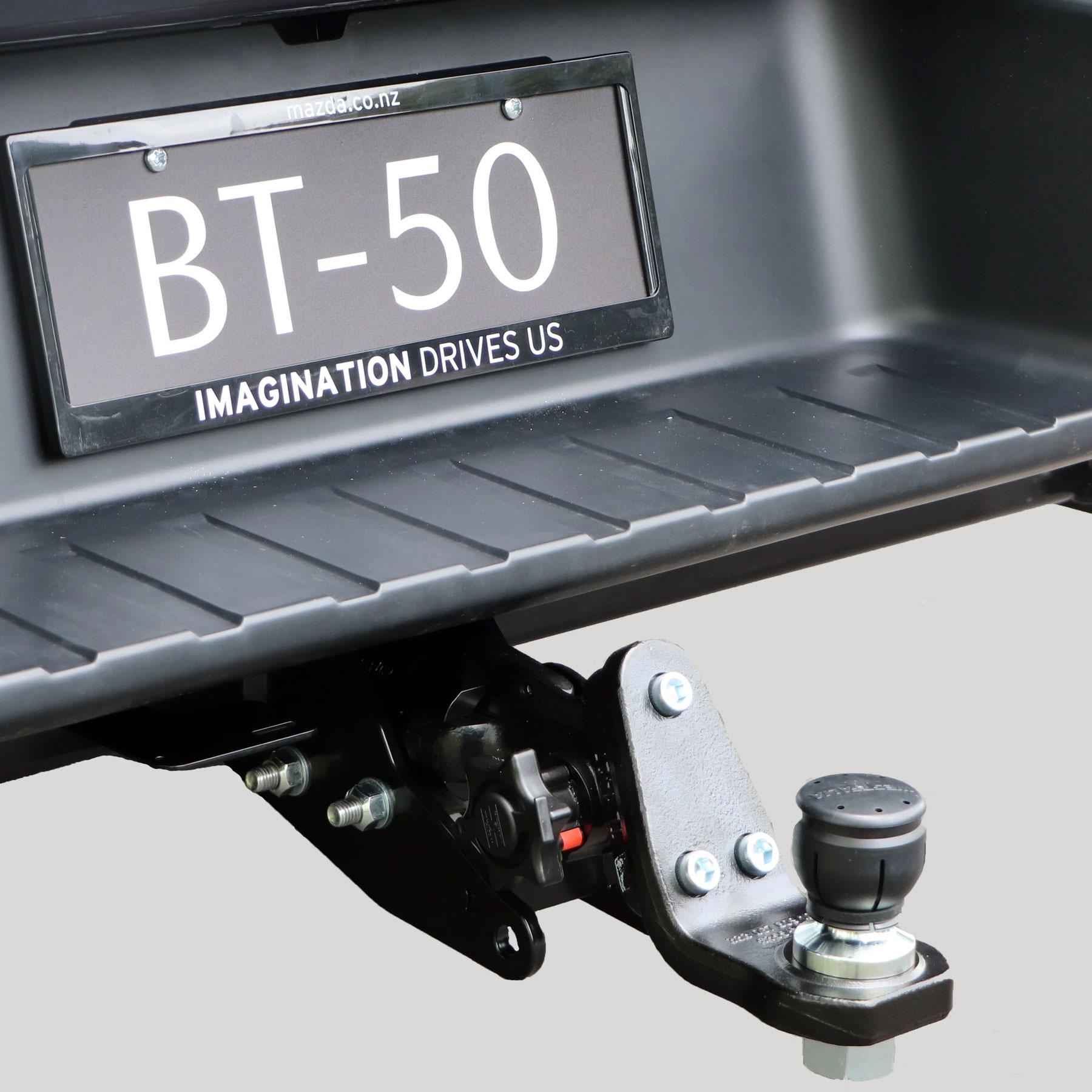 All-New BT-50