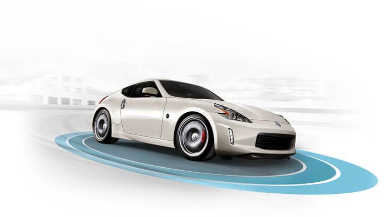 370z coupe gunmetallic
