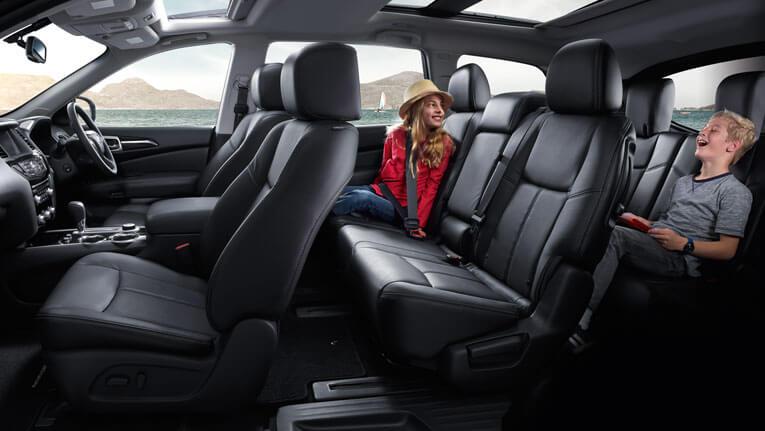 interior 7 seats