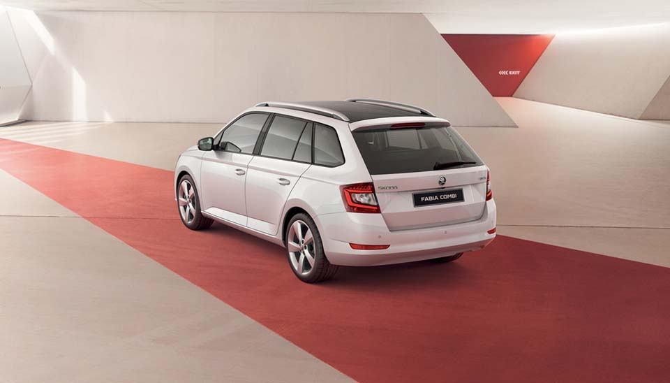 fabia-wagon Stylish