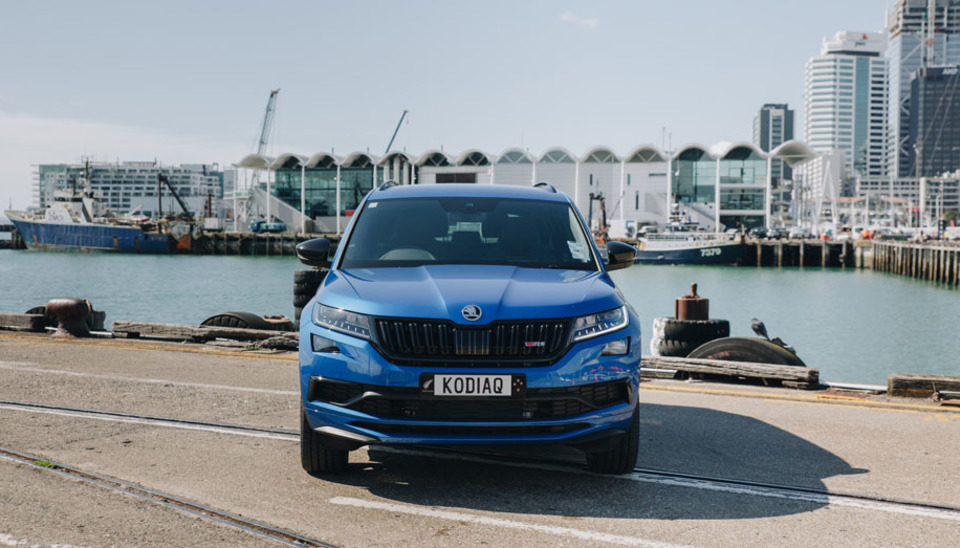 kodiaq-sportline Stylish