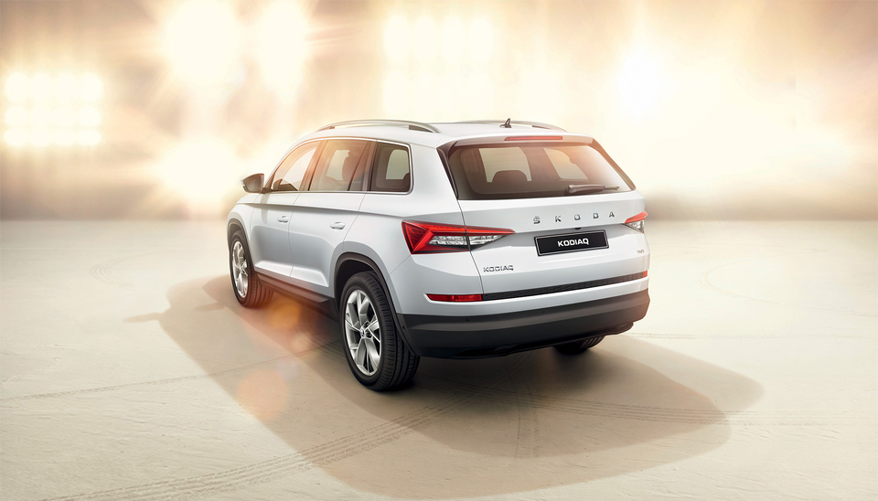 kodiaq Stylish