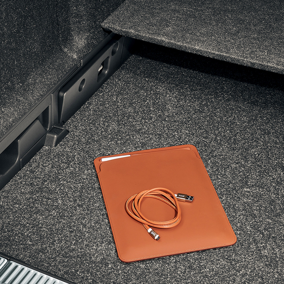 Adjustable false boot floor