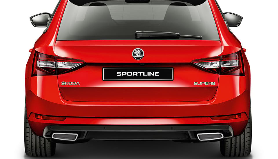 superb-sportline-wagon Stylish