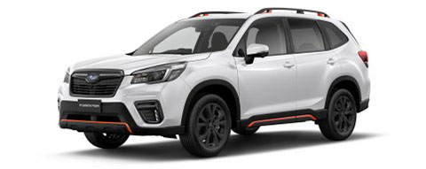 Forester X Sport