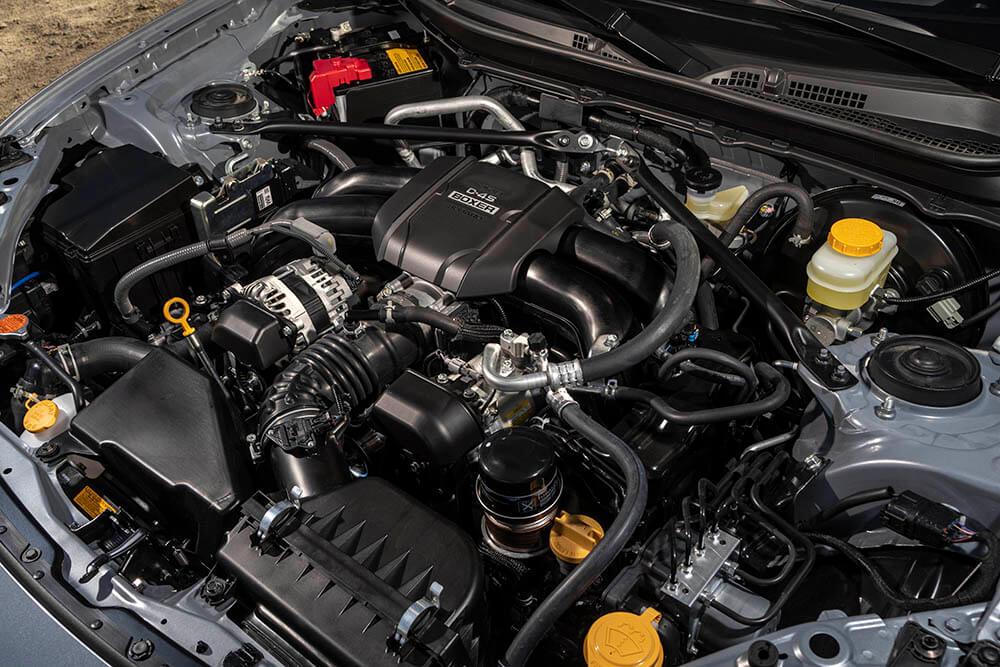 More power, more torque*