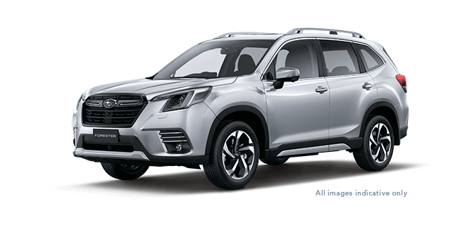 Forester 2022