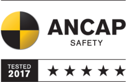 ANCAP Safety Tested 2017