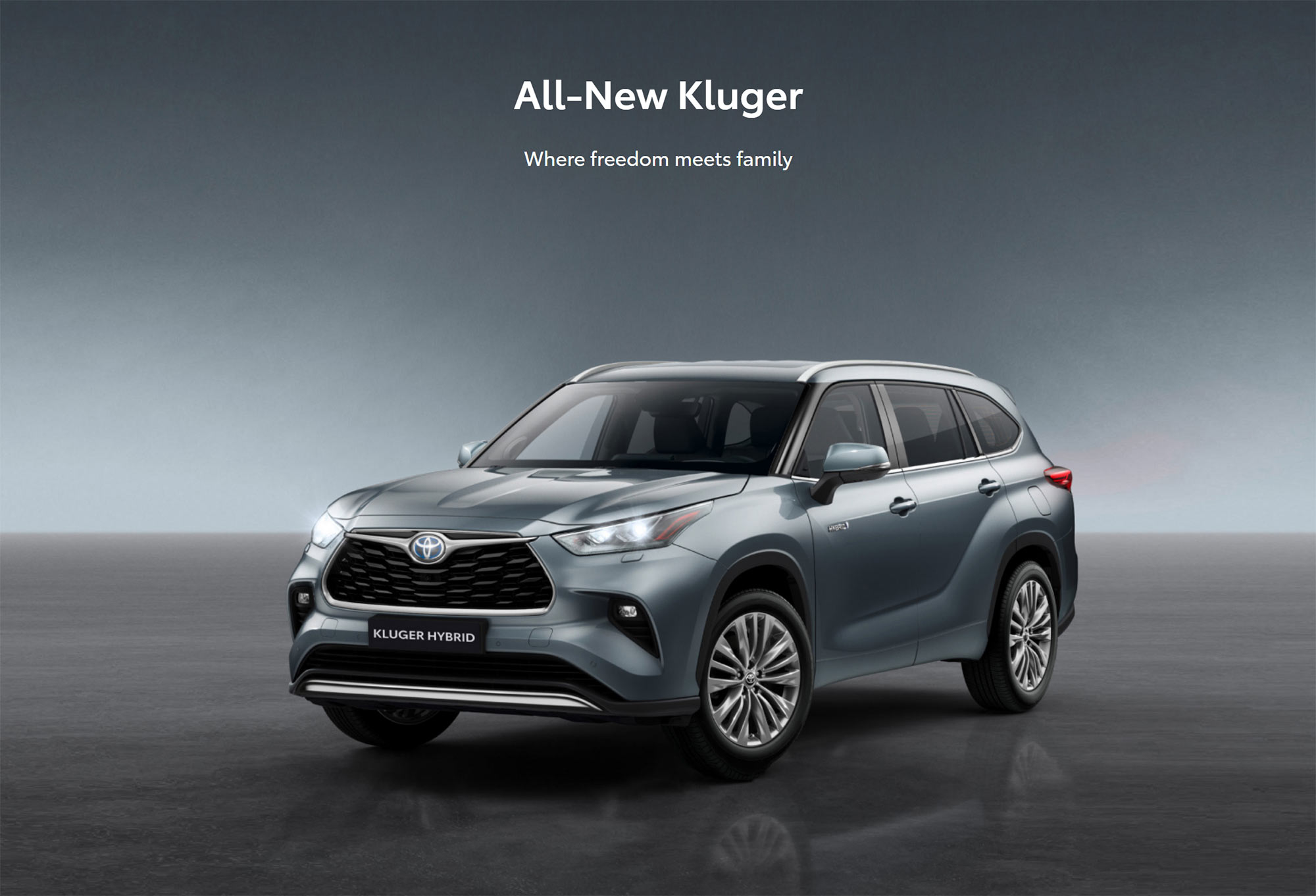All New Kluger