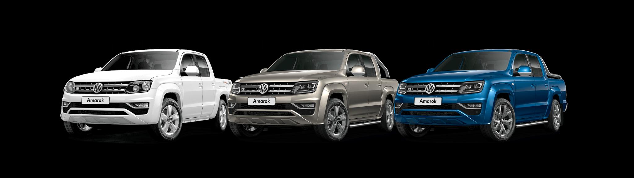 Amarok V6 - Paul Wakeling Volkswagen