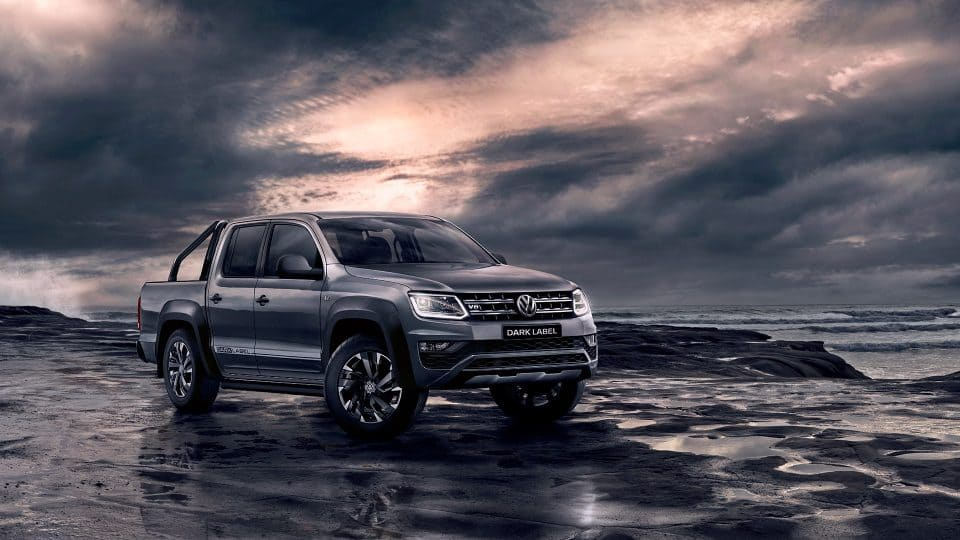 Amarok V6 Darkside Edition
