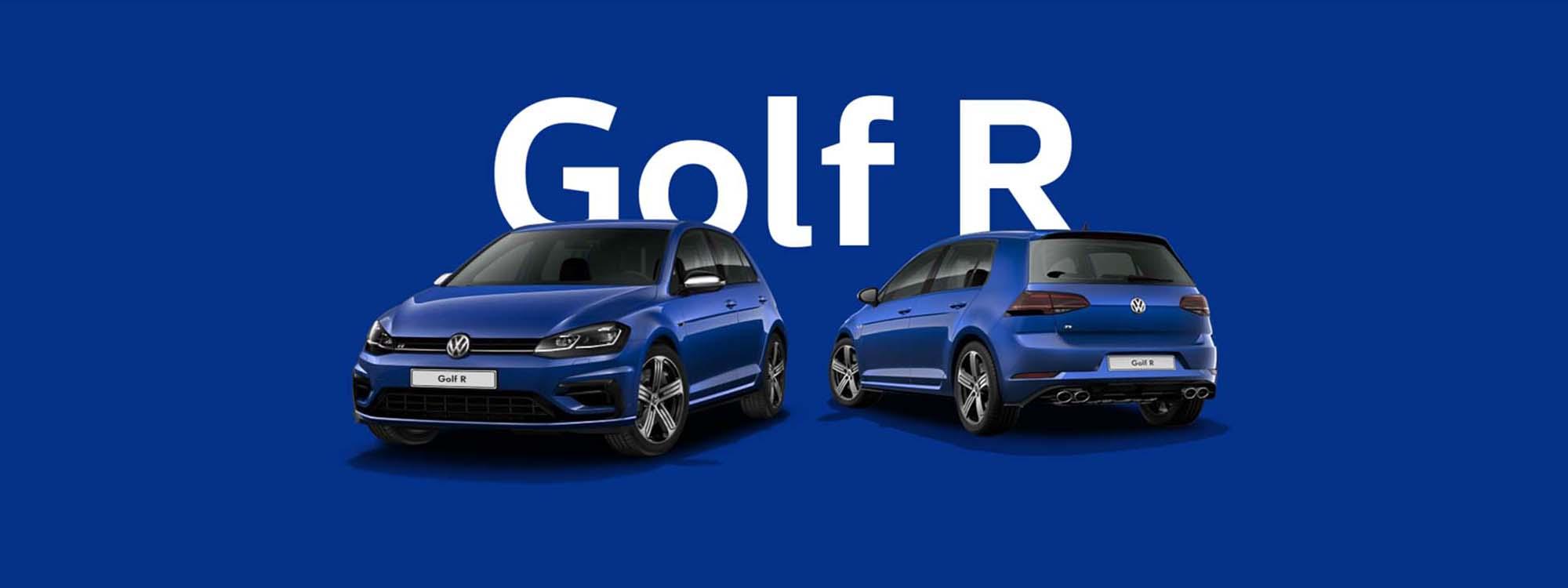 Golf R