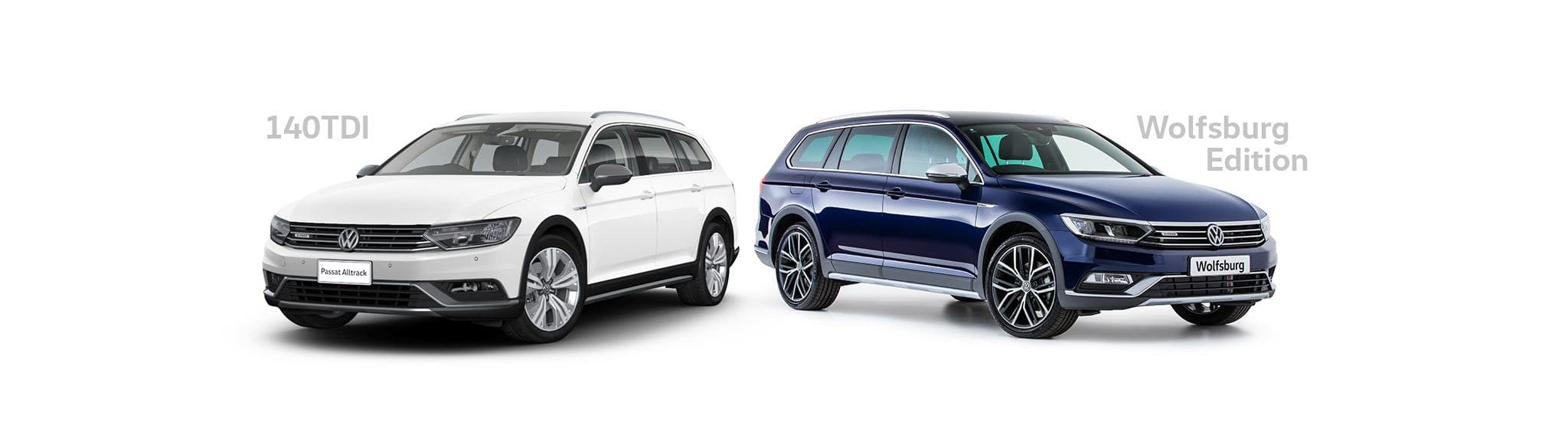 Passat Alltrack Duttons Volkswagen