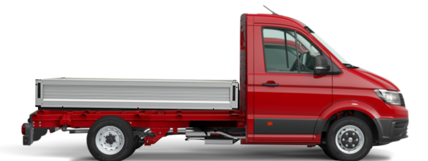Crafter Single Cab Chassis 35