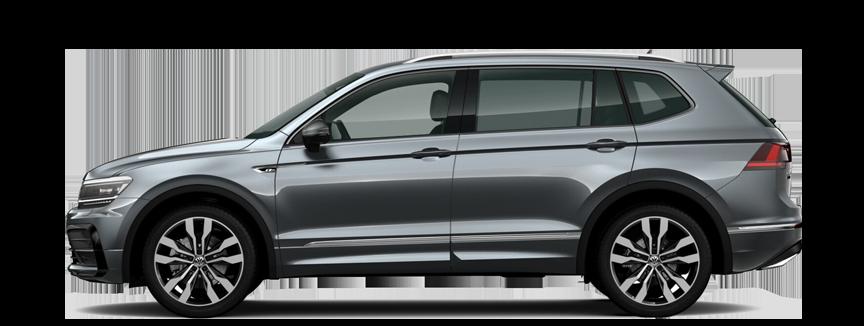 Tiguan Allspace R-Line 4WD