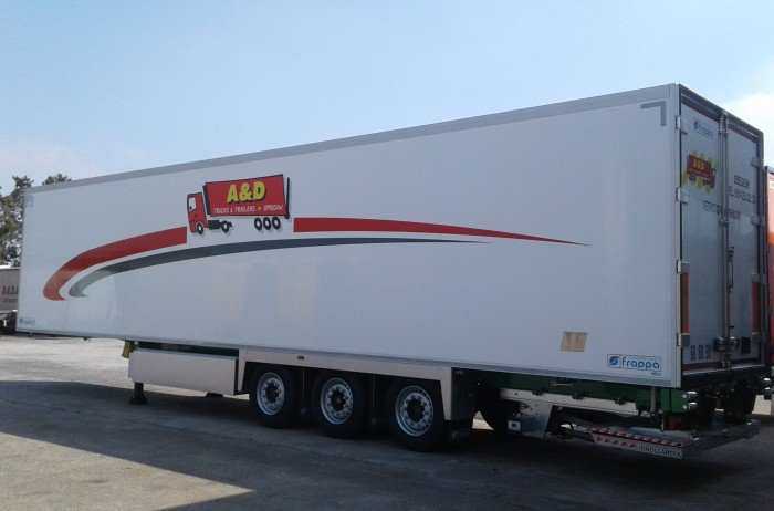 D And D Trailers >> A D Trucks Trailers